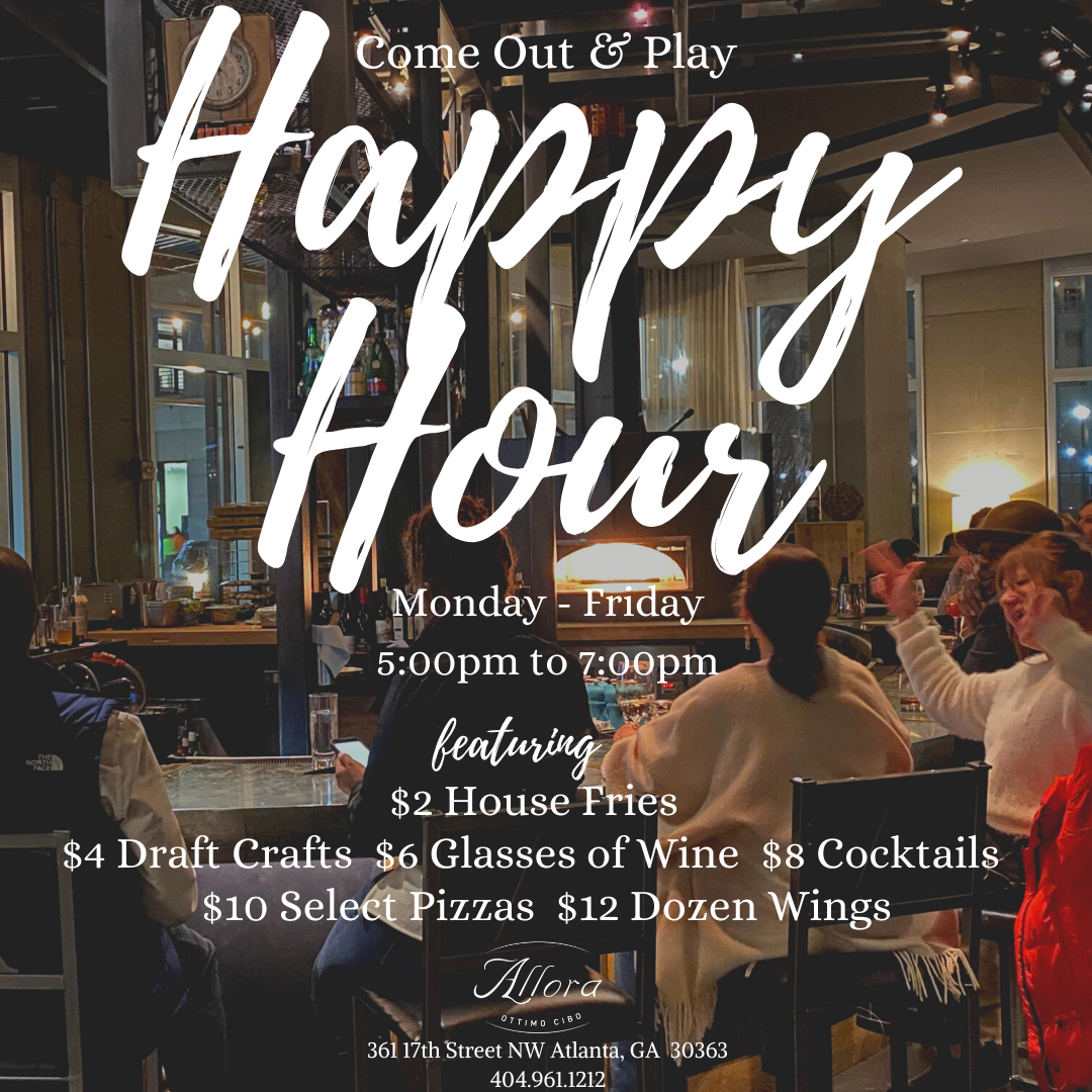 happy hour atlanta